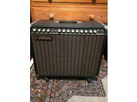 YAMAHA G100-115 II 100 WATTS GUITAR AND BASS AMP