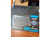 Razer Marauder RGB Starcraft 2 keyboard