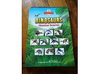 Dinosaur Activity Book