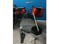Child's drum set