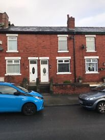 Large 2 bed terrace house to let