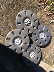 Vito hub caps - t4