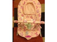 BABY BLOW UP SIT UP CHAIR AND BABY BOUNCER CHAIR will post out