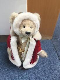 Franklin Christmas Teddy