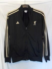 LIVERPOOL FOOTBALL CLUB TRACKSUIT TOP - MEDIUM