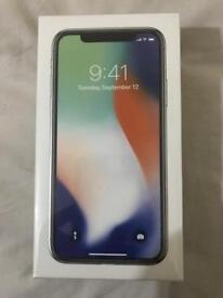iPhone 10 X Brand New