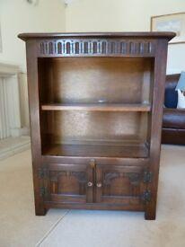 Bevan Furnell Oak Bookcase