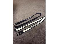 2 x Men's Crosshatch belts brand new!