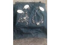 Silver Tiara and Jewellery