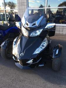 2013 Can-Am Spyder® RT Limited - SE5 London Ontario image 1