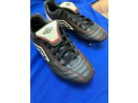 Size 5 UMBRO Football Boots