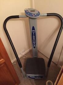 Vibromax Pro Vibrating exercise machine