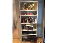 Used Ikea Billy bookcase - white