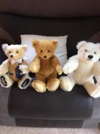 Genuine Steiff Bears