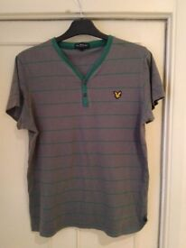 Lyle and Scott T-shirt YL