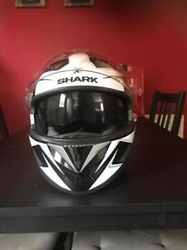 SHARK s-700 helmet. As new.