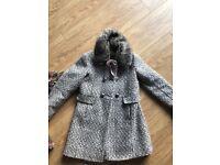 Monsoon Girls Coat size 9-10