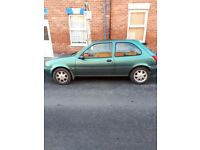 Ford Fiesta - Spares/Repairs/Project