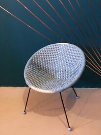 Fantastic and Rare Child's Satellite Vintage Chair