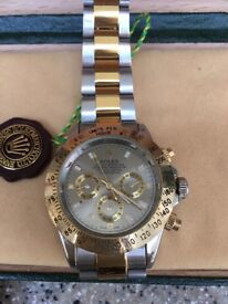 Rolex Watch Boxed