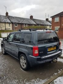 Jeep patriot for sale or swap for van