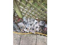 Second hand Cuplock scaffolding