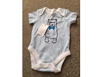 Baby onesie 0-3 months