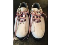 Footjoy golf shoes size 3