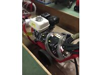 Honda professional pressure washer