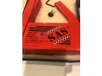 SAS Wheel Clamp lock