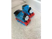 2 Thomas the Tank Engines