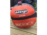 Vango single heavy weight sleeping bag