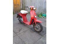 Honda nini melody np50 £300