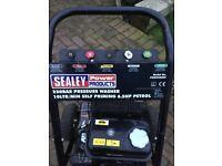 Pressure washer Sealey