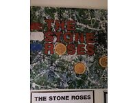 STONE ROSES Canvas