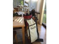 Adult's Fazer Contender Series 2 Full Golf Set