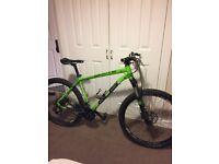 Whyte 805 mountain bike