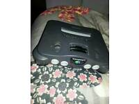Nintendo N64 (unit only)