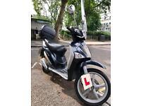 Piaggio Liberty 50 cc black