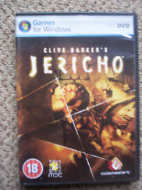 games for windows jericho