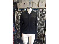 One-off RAG & BONE lined knit jacket/cardigan, Size UK 10-12