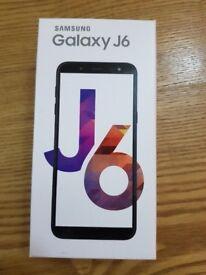 New Latest Samsung Infinity Display Galaxy J6 32GB 3GB Smartphone Phone 4G LTE BOXED