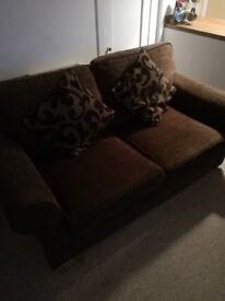 2 seater sofa's