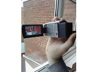 Sony HandyCam Digital Camcorder (DCR SX31) / Camera Bag / Extra Long Life Battery
