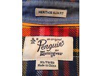 Penguin Man's Shirt