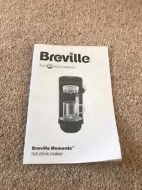 Breville Moments hot drinks maker