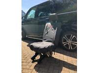 VW Transporter rear left seat