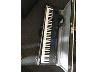 Kurzweil SP4-7 keyboard, complete with 5 Star flight case.
