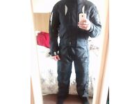 Frank Thomas one piece motorcycle suit - Good condition