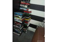 Job lot dvds horrors actions and many more